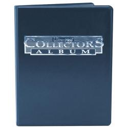 Portfolio A4 180 cartes - Collector Bleu