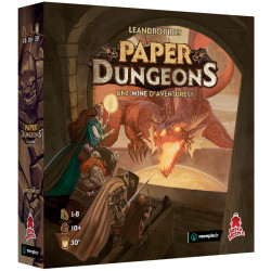 Paper Dungeons - French version