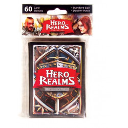 Hero Realms - Protège cartes x60