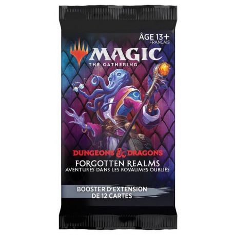 MTG : Forgotten Realms Booster Expansion FR
