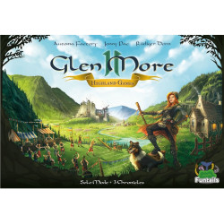 Glen More II Chronicles - Extension Highland Games