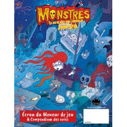 Monstres : Dossier de personnage