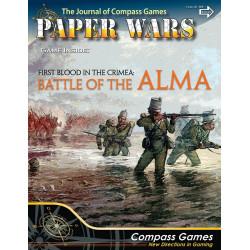 Paper Wars 98 - First Blood in the Crimea : Alma