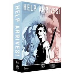 Help Arrives ! - Spanish Civil War