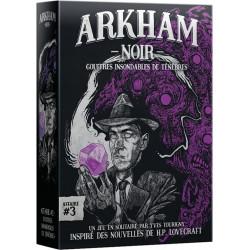 Arkham Noir affaire 3