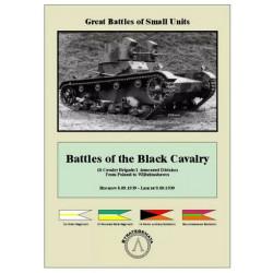Battles of Black Cavalry 1939 - Used B