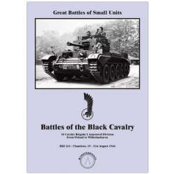 Battles of Black Cavalry 1944 - Used B