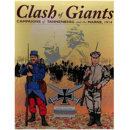 Clash of Giants - occasion B