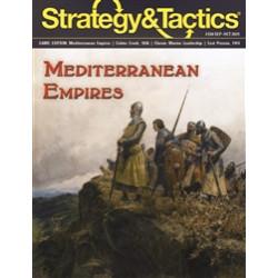 Strategy & Tactics 330: Mediterranean Empires