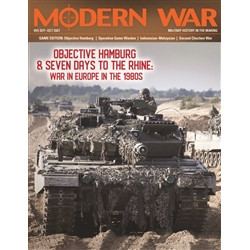 Modern War n°55 - Objective Hamburg