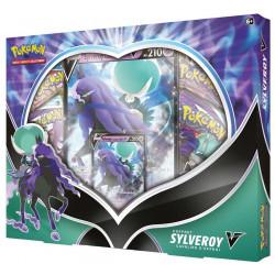 Pokémon : Coffret Sylveroy Cavalier d'Effroi-V