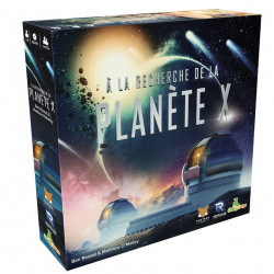 À la recherche de la Planète X - French version