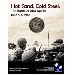 Hot Sand Cold Steel