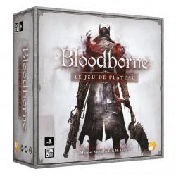 Bloodborne - le jeu de plateau - French version