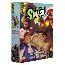 Smash Up : Tournée Mondiale