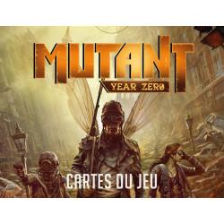 Mutant Year 0 : Card deck