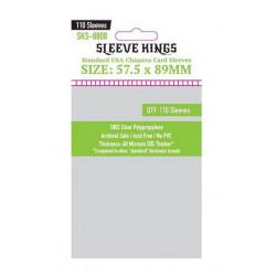 Protège-cartes Sleeve Kings 57.5x89 mm (110)