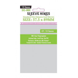 Sleeve Kings 57.5x89 mm (110)