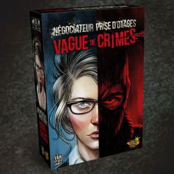 Négociateur : Prise d'Otages - Vague de Crimes