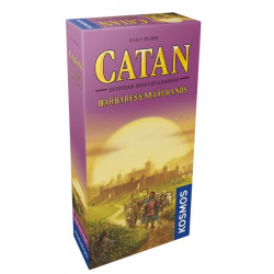 Catane - Barbares et Marchands 5-6 joueurs