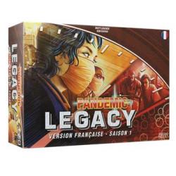 Pandemic Legacy Saison 1 - red box