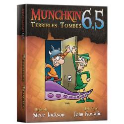 Munchkin 6.5 : Terribles Tombes