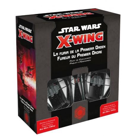 X-Wing 2.0 : Fureur du Premier Ordre