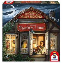 Les Tavernes de la Vallée Profonde - Extension Chambres à Louer
