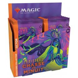 MTG : Innistrad Midnight Hunt Display Collector FR