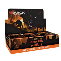 MTG : Display of 30 Innistrad Expansion Boosters FR