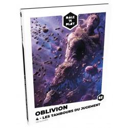 Oblivion 4 - Les tambours du jugement