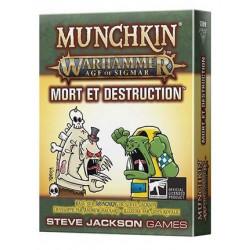 Munchkin Warhammer AoS : Mort et Destruction (Ext)