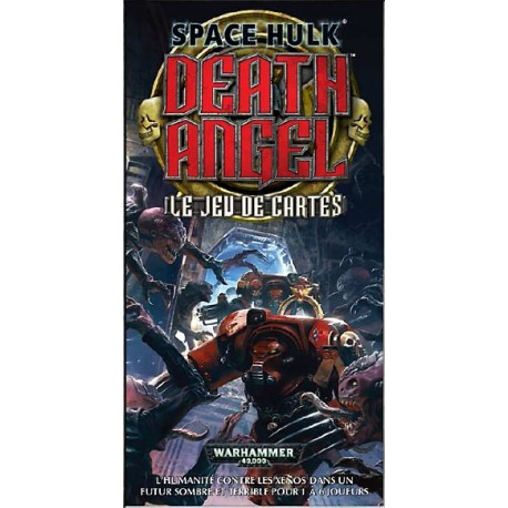 Space Hulk Death Angel - le jeu de cartes