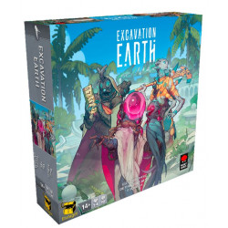 Excavation Earth (FR)