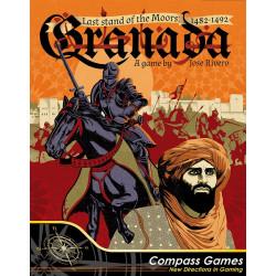 Granada: Last Stand of the Moors 1482-1492