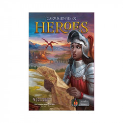 Cartographers - Heroes FR