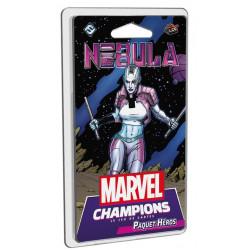 Marvel Champions : Le Jeu de Cartes - Paquet Héros Nebula