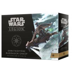 Star Wars Legion Ornithoptère Raddaugh Gnasp