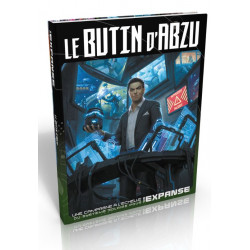 The Expanse : Le Butin d'Abzu