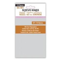 Protège carte Sleeve Kings 7 Wonders 65x100mm (110)