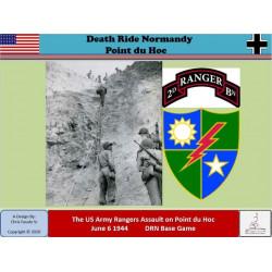 Death Ride Normandy : Pointe du Hoc