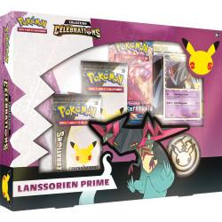 Coffret Pokemon Célébrations : Lanssorien Prime