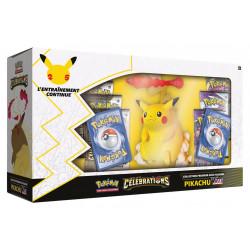 Pokémon 25 ans : Coffret Premium Figurine Pikachu VMAX