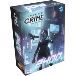 Chronicles of Crime Millenium 2400 - French version