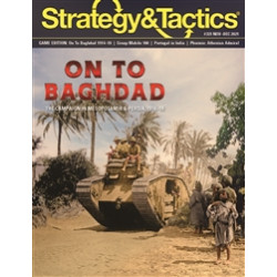 Strategy & Tactics 331: On to Baghdad!