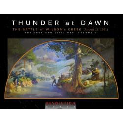 Thunder at Dawn - version boite