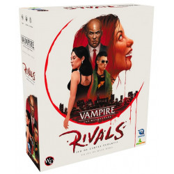 Vampire the Masquerade - Rivals - French version