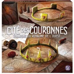 Paladins du Royaume de l'ouest - Cité des Couronnes