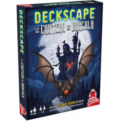 Deckscape - Le Château de Dracula