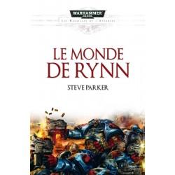 roman 40k: Le Monde de Rynn